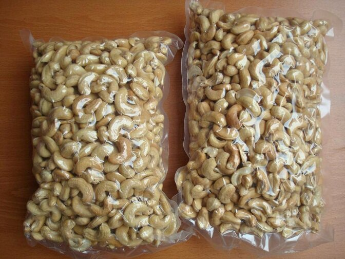 Cách chọn hạt điều rang muối ngon ăn Tết
