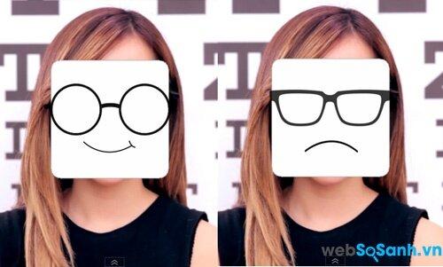 Cách chọn kính mắt phù hợp với từng khuôn mặt