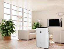 Cách chọn máy lọc không khí nào tốt giữ ẩm cho phòng khách hiệu quả
