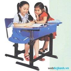 Cách chọn mua bàn học cho trẻ theo từng độ tuổi