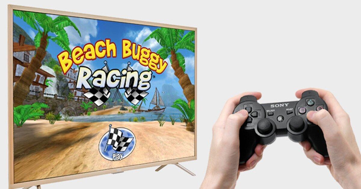 Cách chọn mua smart tivi chơi game 'đã' nhất