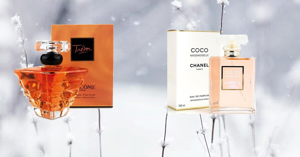 Cách chọn nước hoa cho mùa đông