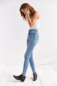 """Cách chọn quần jeans giúp """"che tiệt"""" mọi khuyết điểm trên cơ thể"""