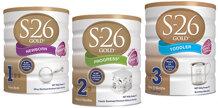 Cách chọn sữa bột S26 xách tay chuẩn mẹ cần biết