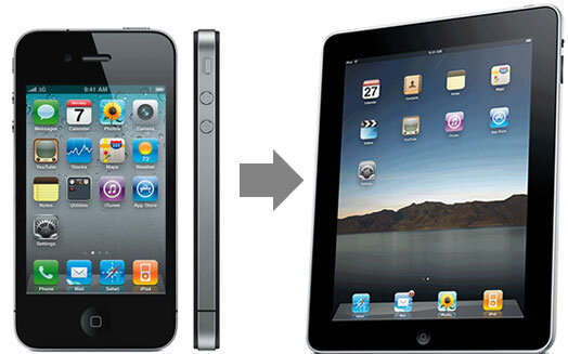 Cách chuyển hình ảnh từ iPhone sang iPad
