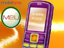 Cách chuyển tiền cho thuê bao khác mạng Mobifone