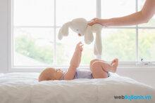Cách dạy trẻ phát triển các giác quan ngay từ 0 – 3 tháng tuổi