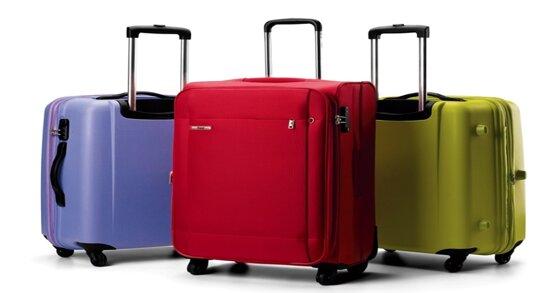 Cách để tránh mất vali kéo khi ở sân bay