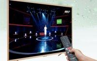 Cách dò kênh dvb-t2 trên Tivi Sony Smart, Internet