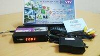 Cách dò kênh truyền hình mặt đất DVB-T2 chi tiết