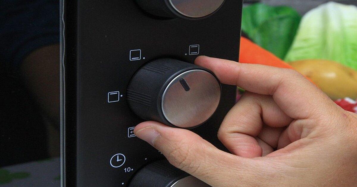Cách đơn giản dùng lò nướng hàng ngày mà vẫn tiết kiệm điện