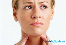 Cách giảm đau mũi họng hiệu quả khi bị mắc cúm