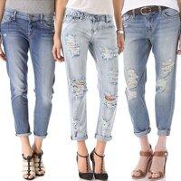 Cách giữ màu và dáng quần jeans hiệu quả