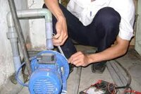 Cách hạn chế những sự cố khi sử dụng máy bơm nước