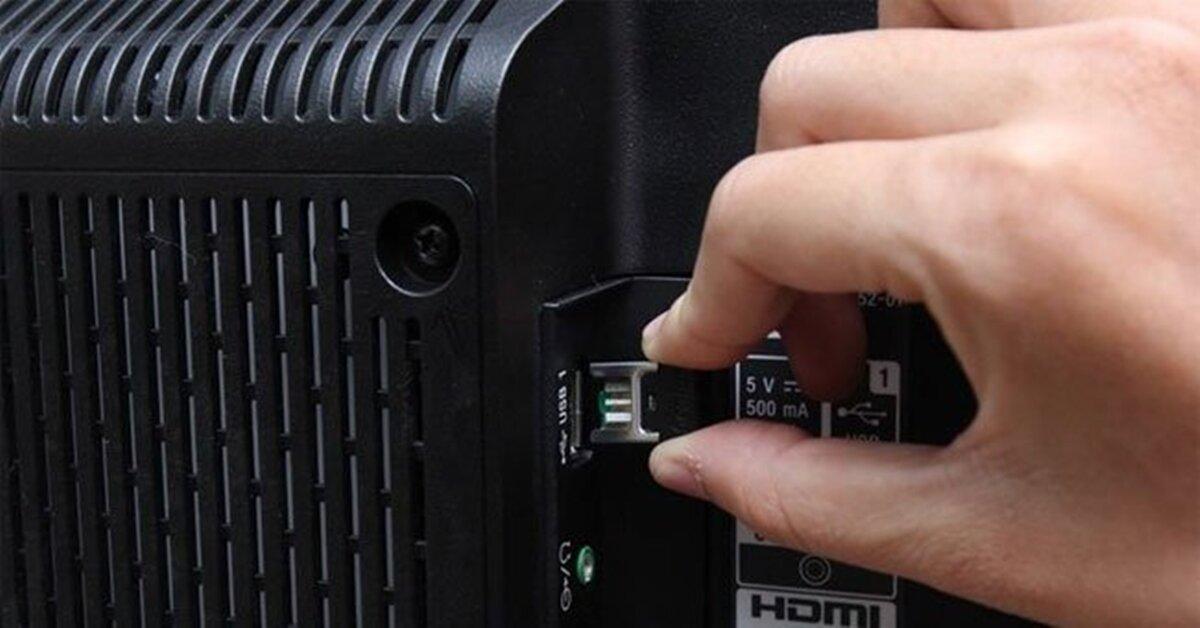 Cách kết nối chuột và bàn phím với tivi thông minh
