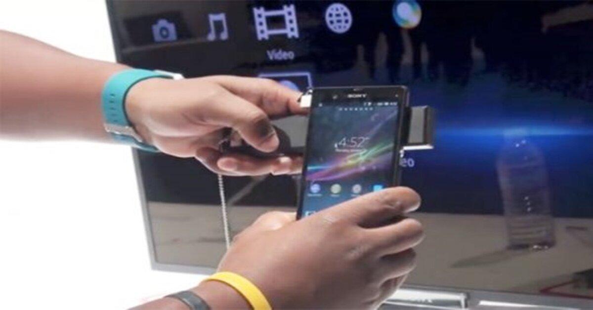 Cách kết nối không dây với tivi Sony