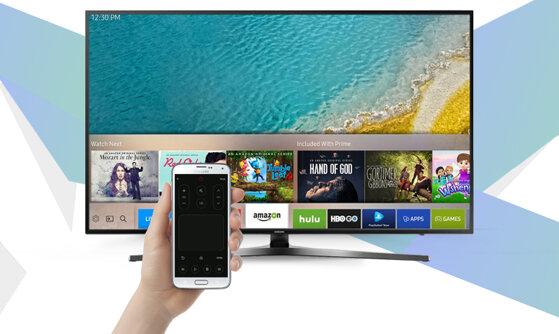 Cách kết nối wifi cho tivi Samsung thường khi mạng yếu