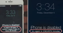 Cách khắc phục iPhone bị vô hiệu hóa không bị mất dữ liệu