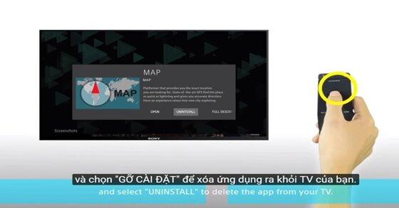 Cách khắc phục smart tivi chạy chậm