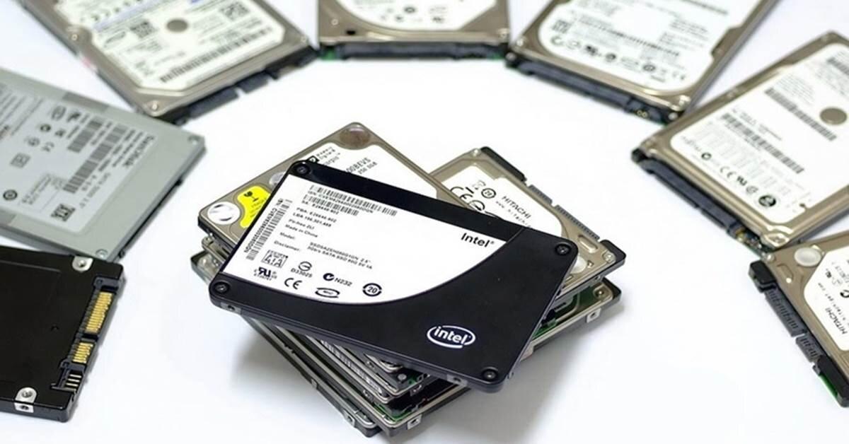 Cách khôi phục dữ liệu ổ cứng SSD