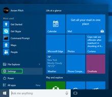 Cách kích hoạt và vô hiệu hóa chế độ Tablet Mode trên Windows 10