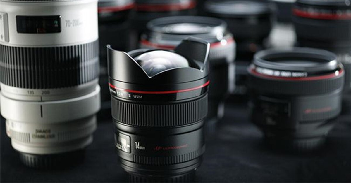 Cách kiểm tra độ tuổi của ống kính Canon