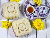 Cách làm bánh dẻo chay ngon đúng điệu cho tết trung thu