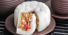 Cách làm bánh dẻo nhân thập cẩm hande made cho Trung Thu 2019