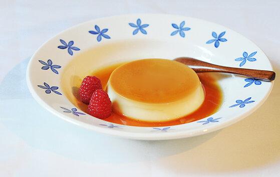 Cách làm bánh Flan mềm, ngon hết ý cho bé từ sữa bột công thức