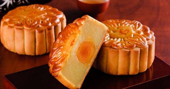 Cách làm bánh nướng hiện đại nhân đậu xanh cho trung thu năm 2018
