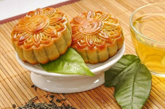 Cách làm bánh nướng thơm ngon, đẹp mắt cho tết trung thu
