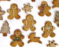 Cách làm bánh quy gừng hình người ngộ nghĩnh, đáng yêu