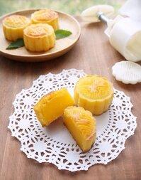 Cách làm bánh trung thu nhân custard thơm ngon, béo ngậy với chỉ 4 bước đơn giản