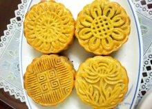 Cách làm bánh trung thu handmade nhân sen nhuyễn