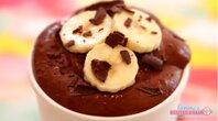 Cách làm kem sô cô la chuối tại nhà chỉ với 3 nguyên liệu và máy xay