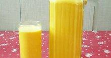 Cách làm sữa bí đỏ hạt sen tăng cân cho người gầy không cần máy xay sinh tố