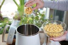 Cách làm sữa đậu nành bằng máy thơm ngon giữ được chất dinh dưỡng