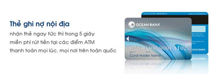 Cách làm thẻ ATM Oceanbank chi tiết nhất