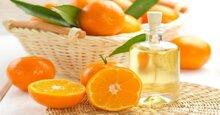 Cách làm tinh dầu cam ngọt tạo hương thơm ngọt ngào sảng khoái