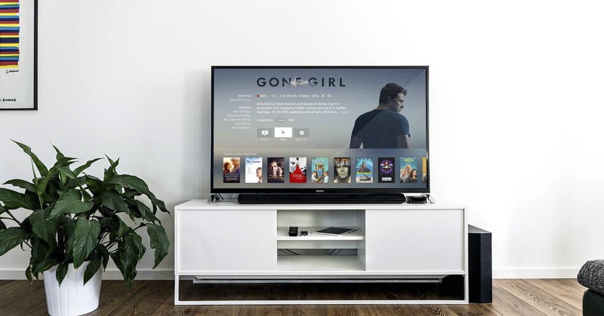 Cách lành sạch màn hình smart tivi có một không hai