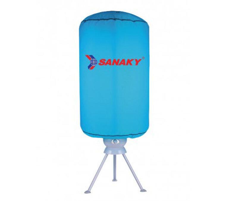Cách lắp đặt và sử dụng máy sấy quần áo Sanaky