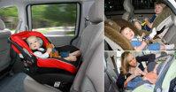 Cách lắp ghế ngồi ô tô cho bé an toàn và những điều bố mẹ cần biết