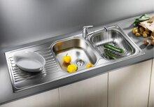 Cách lựa chọn bồn rửa cho phòng bếp