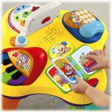 Cách lựa chọn đồ chơi cho trẻ dưới 12 tháng tuổi