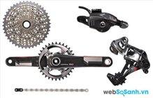 Cách lựa chọn groupset cho xe đạp leo núi (phần 3)