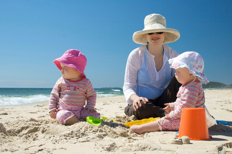 Cách lựa chọn kem chống nắng cho bé mẹ cần biết