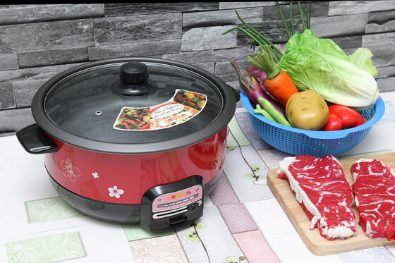 Cách nấu lẩu bằng nồi cơm điện ngon đậm đà không bị hỏng nhanh
