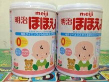 Cách nhận biết sữa bột Meiji thật giả mà các mẹ cần biết