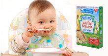 Cách pha bột ăn dặm Heinz đảm bảo dinh dưỡng và thơm ngon