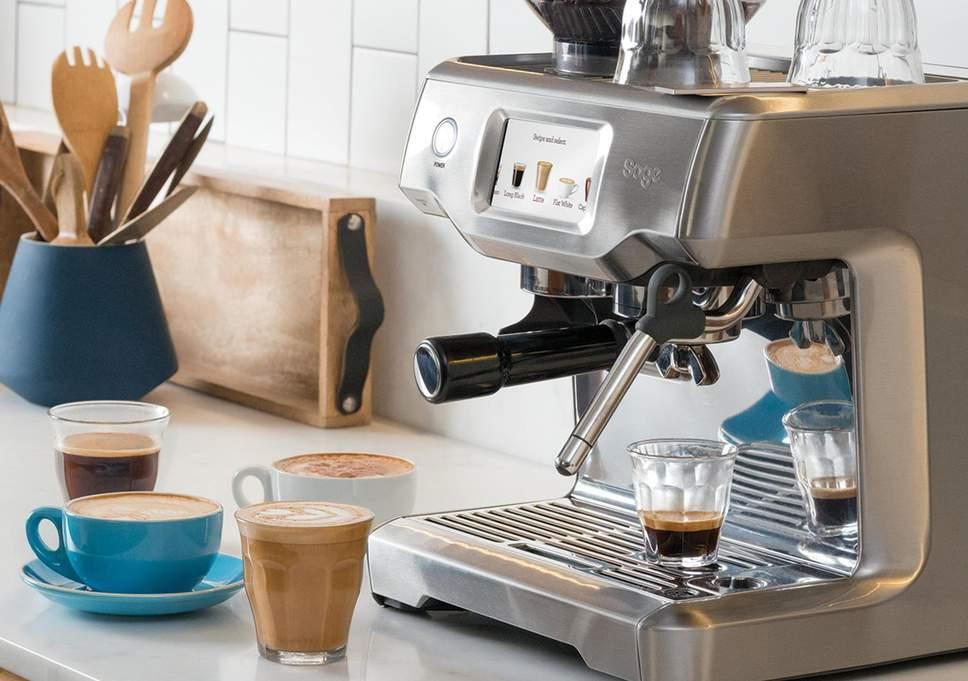 Cách pha cafe Espresso bằng máy tại nhà thơm ngậy chuẩn hương vị Ý   websosanh.vn